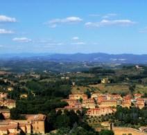 Rolling Hills of Sienna