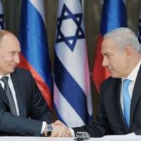 Putin + Netanyahu = sant?