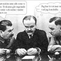 Mellan Hitler och Stalin (5): Varför bröt Molotov sina löften till esterna?