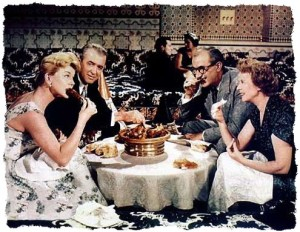 the man who knew too much l'homme qui en savait trop 1956 réal : Alfred Hitchcock Doris Day James Stewart Collection Christophel