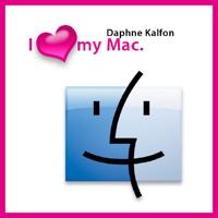 I love my Mac: Daphne Kalfon - Dapne Kalfons kärleksförklaring till sin Mac blir snart en internationell hit!