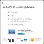 Kaxig reklam från Apple