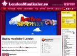 Londonmusikaler.se säljer musikalbiljetter i London