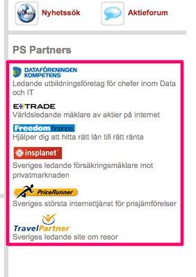 DagensPS.se links