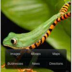 Bing i din iPhone