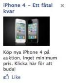 Så tjänar Ziinga 77 793 kr på att sälja en iPhone för 1 639 kr