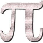 Pi – lär dig första miljonen decimaler