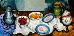 Paul Cézanne målar Google