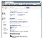 Google – ska det se ut så här nu?
