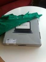 Min Chromebook är här!