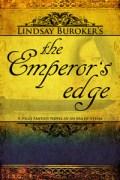 Emperor's Edge Fantasy Book Cover