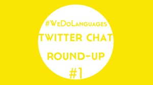 #WeDoLanguages Twitter Chat Round-Up: Language Goals for 2016