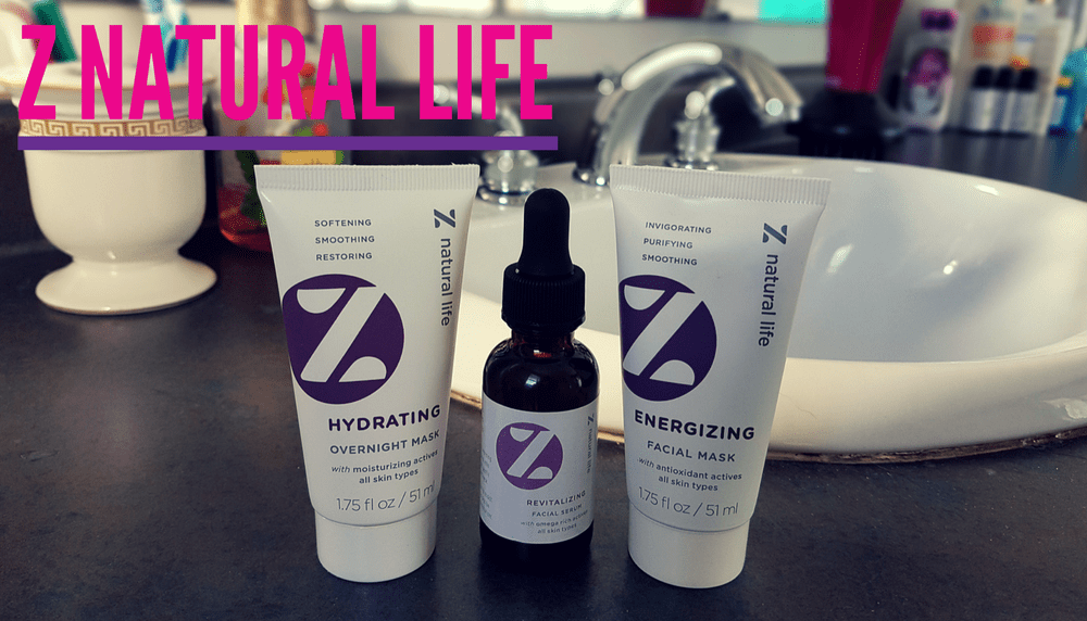 My New Not-So-Secret Skin Care Weapon: Z Natural Life!
