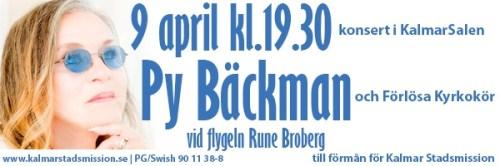 Py Bäckman och Förlösa Kyrkokör