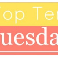 Top Ten Tuesday: Top Ten OTP's