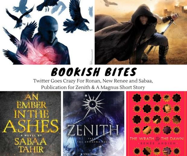 Bookish Bites 201608