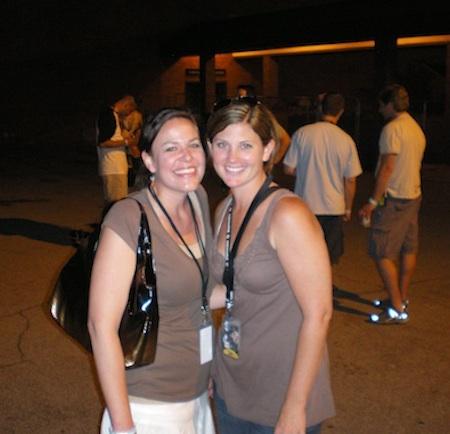 Lindsey and Carey Martin1