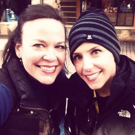 Alli and I Tahoe