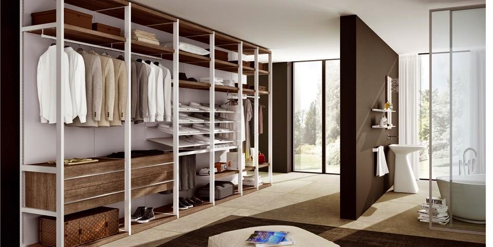 La cabina armadio soluzioni tipologie e costi lineatre arredamenti - Strutture per cabina armadio ...