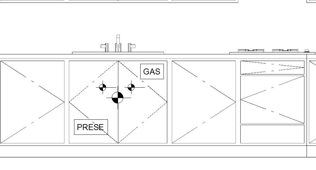 Come predisporre gli impianti in cucina lineatre - Elettrodomestici per la cucina ...