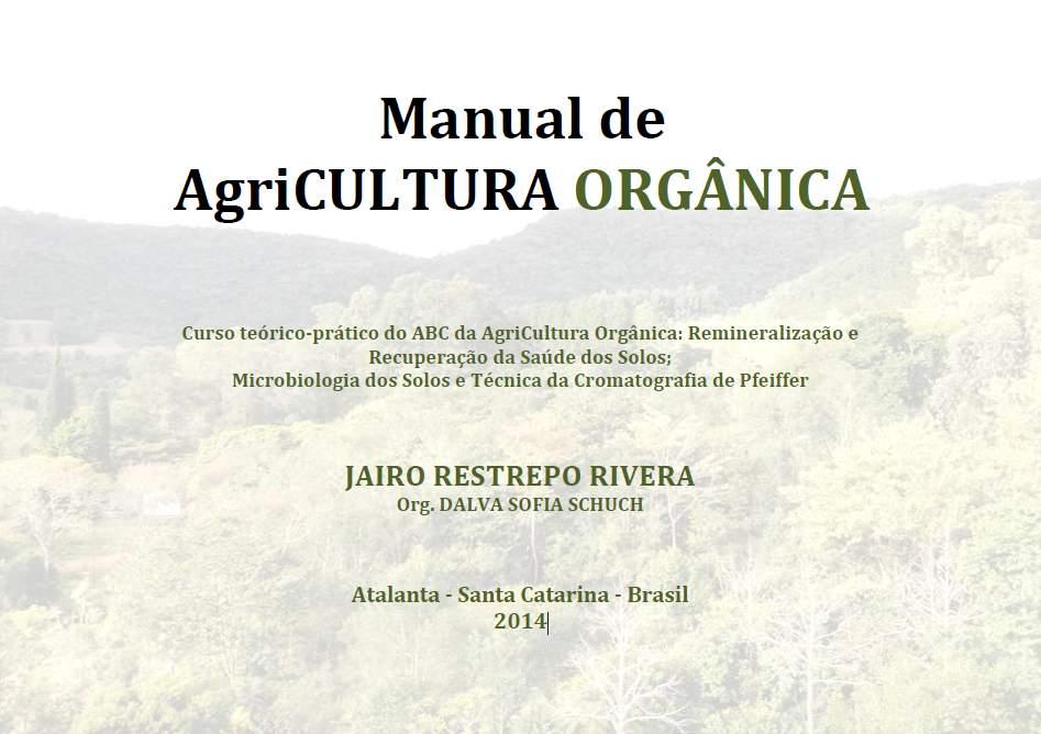 Manual AgriCULTURA ORGANICA. Português