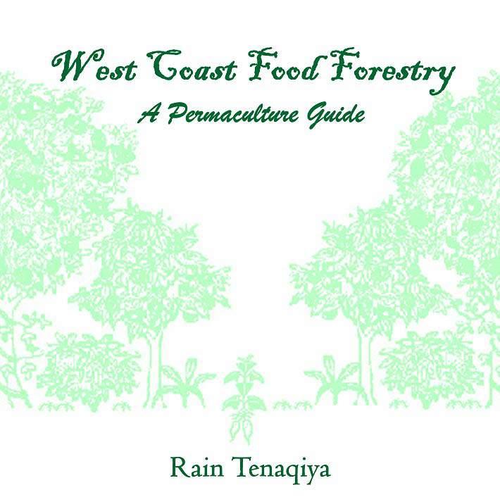 West Coast Food Forestry. Bosque de alimentos de la costa Este (de Estados Unidos)