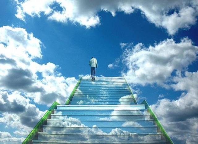 Ανέκδοτο: Ο Τοτός στον παράδεισο!