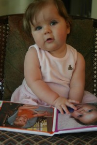 Color Photograph Book for Babies