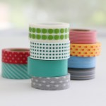 Washi Tape Stickers (Craft Stash Bash #12 – Little Lovelies)