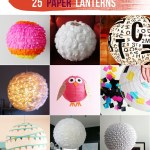 25 Paper Lantern Makeovers