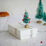 Miniature Christmas Tree Ornaments