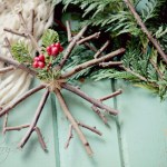 Rustic Twig Ornaments