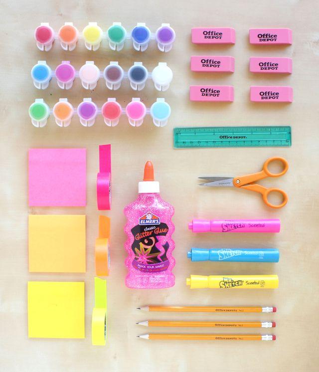 creative summer #thingsorganizedneatly