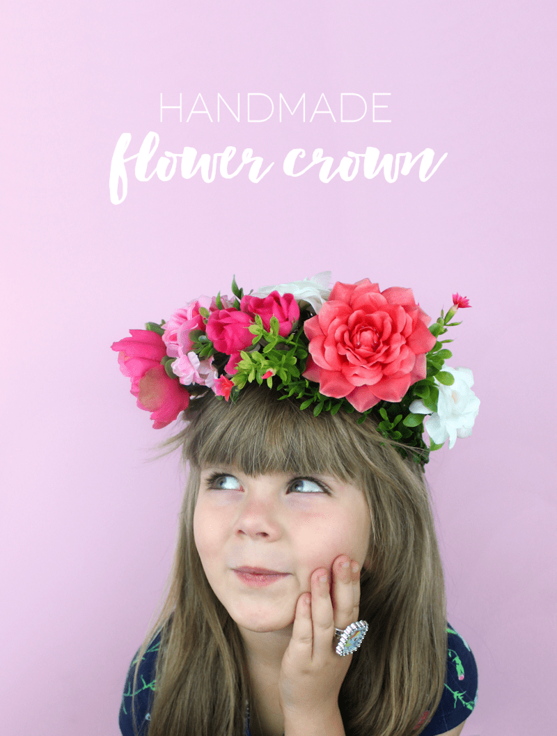 Handmade Flower Crown