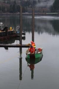 J. D. Fowler Bore Into Columbia River (4)