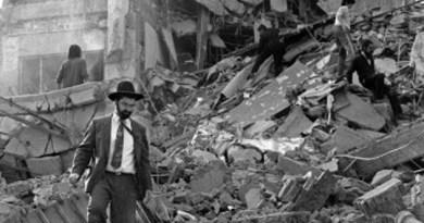 18 luglio 1994, l'attentato al centro ebraico di Buenos Aires