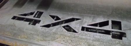 2mm steel 4x4
