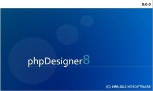phpDesigner8