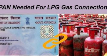 pan is required for lpg gas connection
