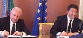 Il Patto per la Campania ovvero i denari per lo sviluppo