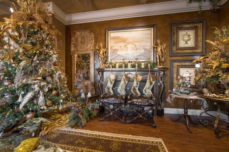 luxury christmas decor and decorations