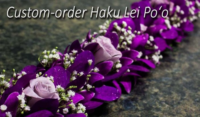 Lin's Lei Stand - Fresh Flower Leis from Hilo, Hawaii