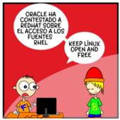 tira de Linux Hispano