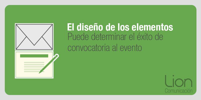 Lion Comunicación: Diseño para eventos en Zaragoza