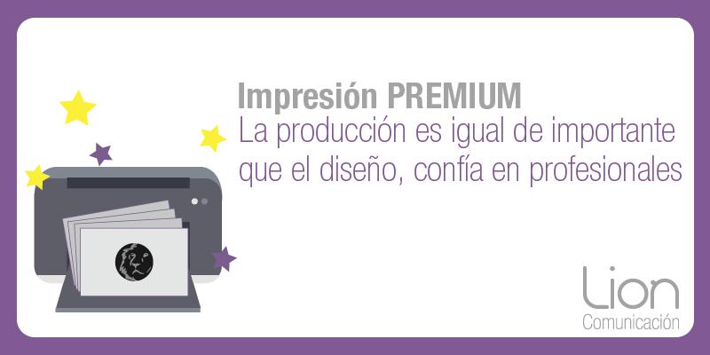 Servicio de impresión de tarjetas premium en Zaragoza