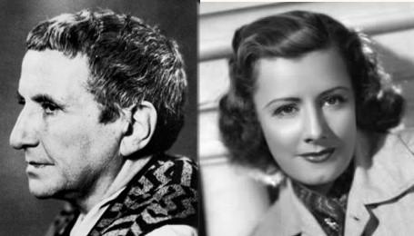 Gertrude Stein and Irene Dunne