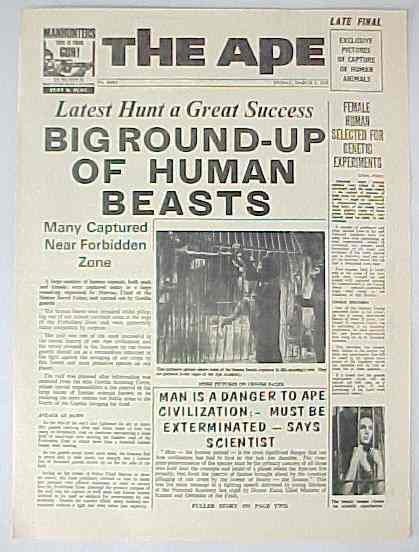 Big Round-Up of Human Beasts