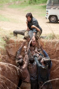 The Governor Goes to the Pit