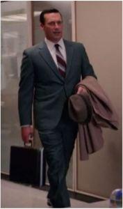 DD Samsonite briefcase