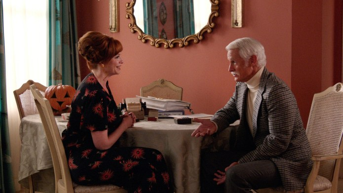 Mad Men, Person to Person, Joan and Roger